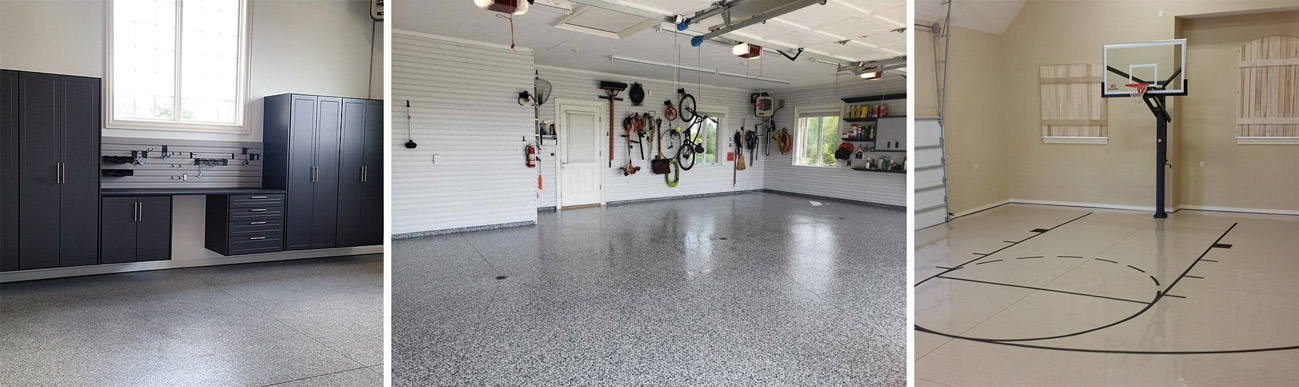 Epoxy Garage Floor Coatings San Diego CA Area